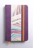 Rhodiarama A6 Webnotebook Plain (Purple)