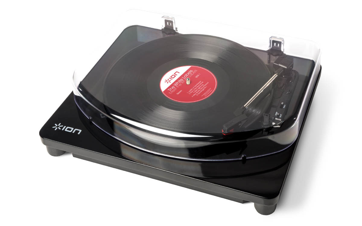 Ion Audio Classic Lp Turntable At Mighty Ape Nz