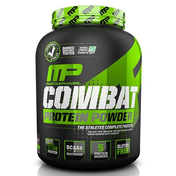Musclepharm Combat 100% Whey Chocolate (2.27kg) image