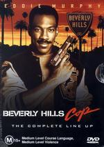 Beverly Hills Cop Trilogy (3 Disc Box Set) on DVD