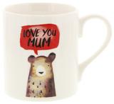 McLaggan Smith: Jolly Awesome Coffee Mug - Love you Mum