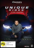 Unique Rides: Street Machines DVD
