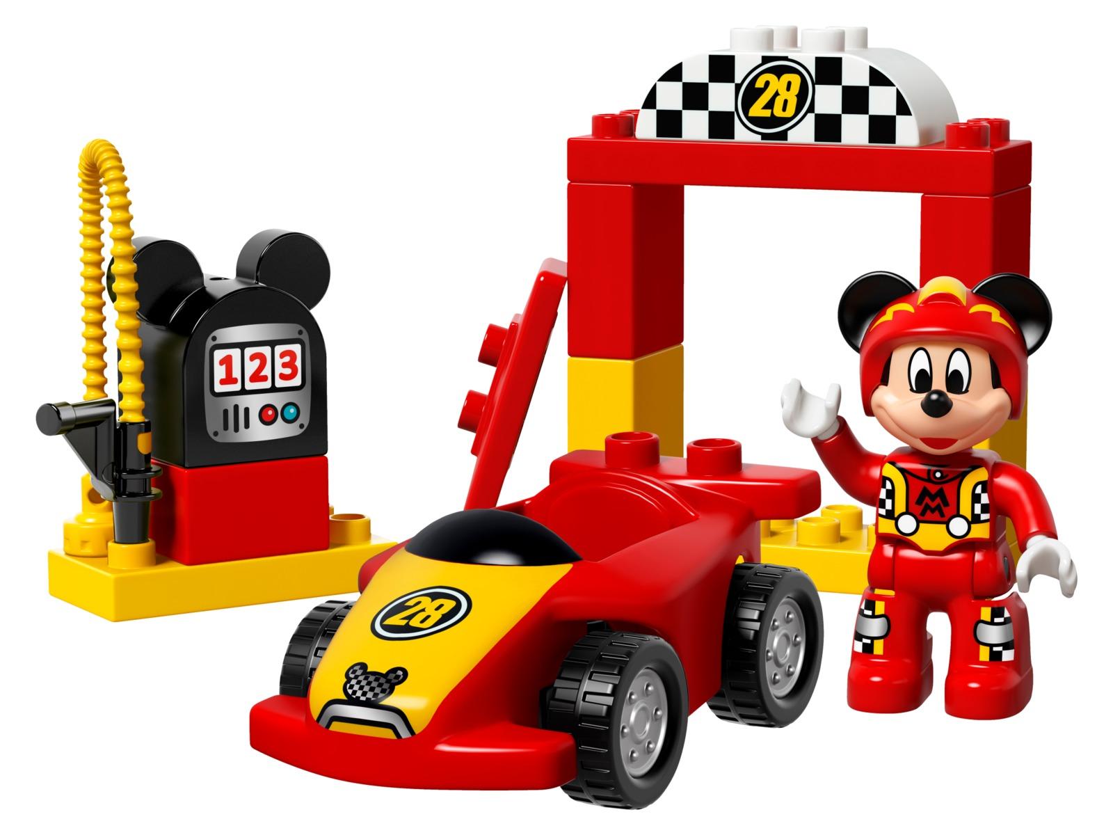 LEGO DUPLO: Mickey Racer (10843) image