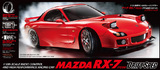 Tamiya 1:10 RC Mazda RX-7 (FD3S) - TT02D Drift Spec