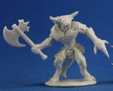 Dark Heaven: Bones Bronzeheart Minotaur Hero