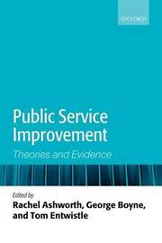 Public Service Improvement by Rachel E. Ashworth