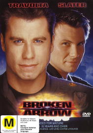 Broken Arrow on DVD image