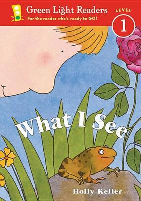 What I See by Holly Keller image