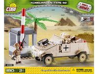 Cobi: World War 2 - Kubelwagen Type 82