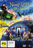 Nanny McPhee / Nanny McPhee And The Big Bang (2 Disc Set) DVD