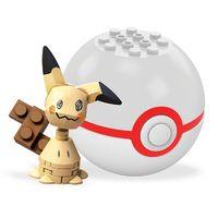 Mega Construx: Poke Ball Set - Mimikyu