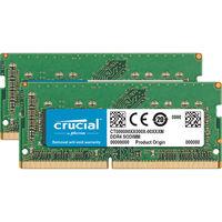 2 x 16GB Crucial DDR4 2400MHz