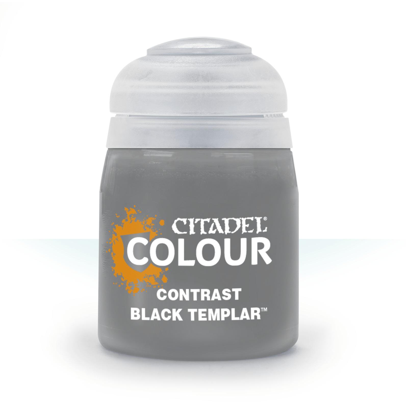 Citadel Contrast: Black Templar (18ml) image