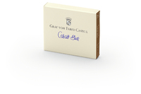 Graf von Faber-Castell: Ink Cartridge - Cobalt Blue (6 Pack) image