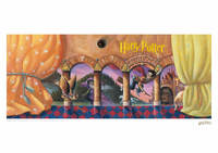 Harry Potter: Philosopher's Stone - Book Cover Artwork