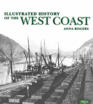 Illustrated History of the West Coast by Anna Rogers image