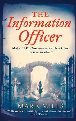 The Information Officer by Mark Mills image