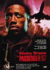 Passenger 57 on DVD