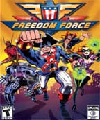 Freedom Force + C & C Renegade! for PC Games