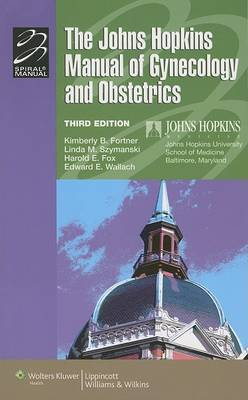 The Johns Hopkins Manual of Gynecology and Obstetrics image