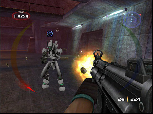 TimeSplitters Future Perfect for GameCube image