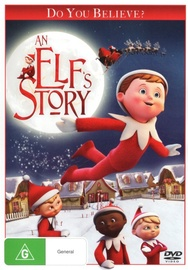 An Elf's Story on DVD
