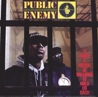 It Takes A Nation Of Millions To Hold Us Back (LP) by Public Enemy