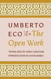 The Open Work by Umberto Eco