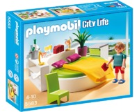 Playmobil: Modern Bedroom (5583)