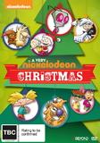 A Very Nickelodeon Christmas DVD