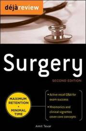 Deja Review Surgery by Amit Tevar