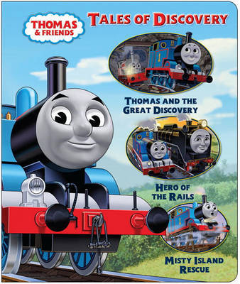 Tales of Discovery by W. Awdry