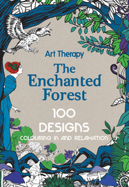 Art Therapy: Enchanted Forest by Marthe Mulkey