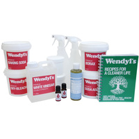 Wendyl's: All Natural Cleaning DIY Kit