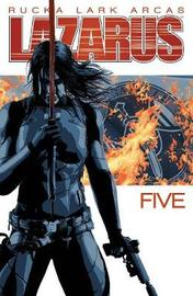 Lazarus Volume 5 by Greg Rucka