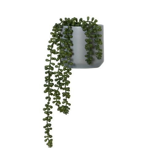 General Eclectic Artificial Plant String Of Pearls
