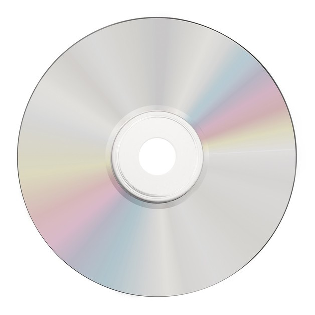 Verbatim CD-R 700MB Bulk Silver Shiny 52x (100 Pack)