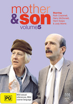 Mother And Son - Vol. 5 on DVD