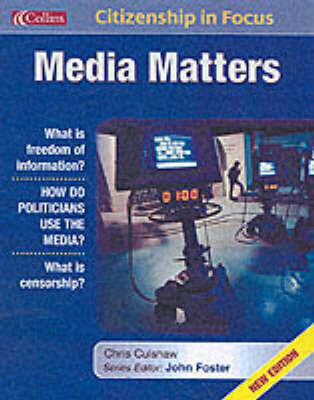 Media Matters by Chris Culshaw