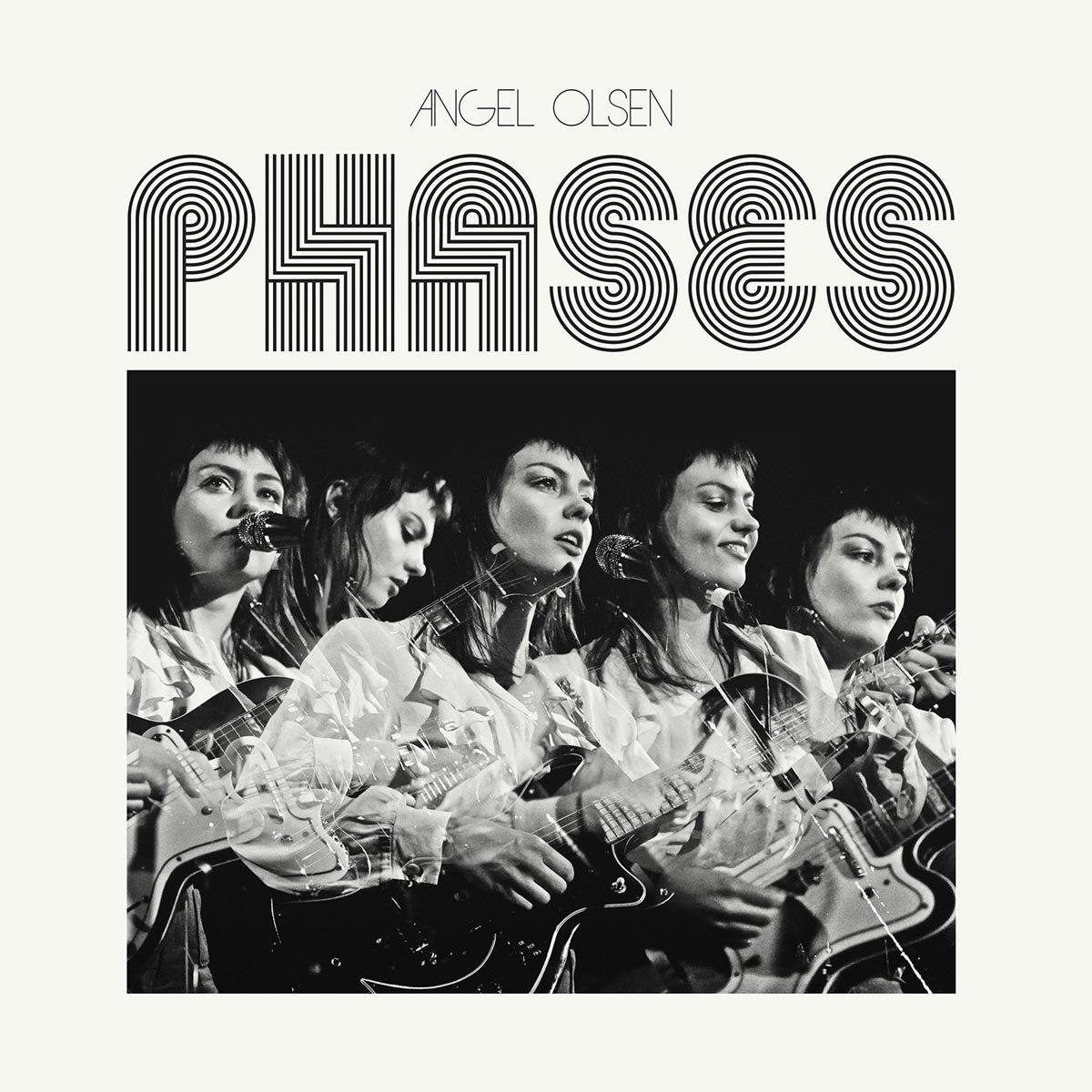 Phases (LP) by Angel Olsen image