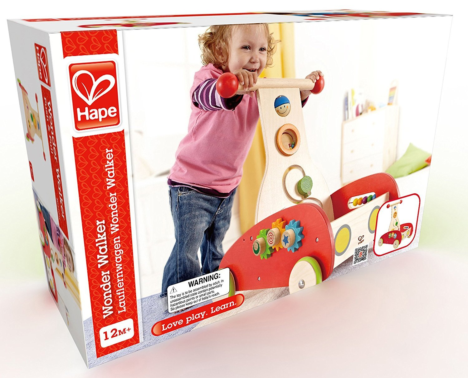 Hape: Wonder Walker image