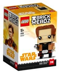 LEGO Brickheadz: Han Solo (41608) image