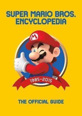 Super Mario Encyclopedia by Nintendo