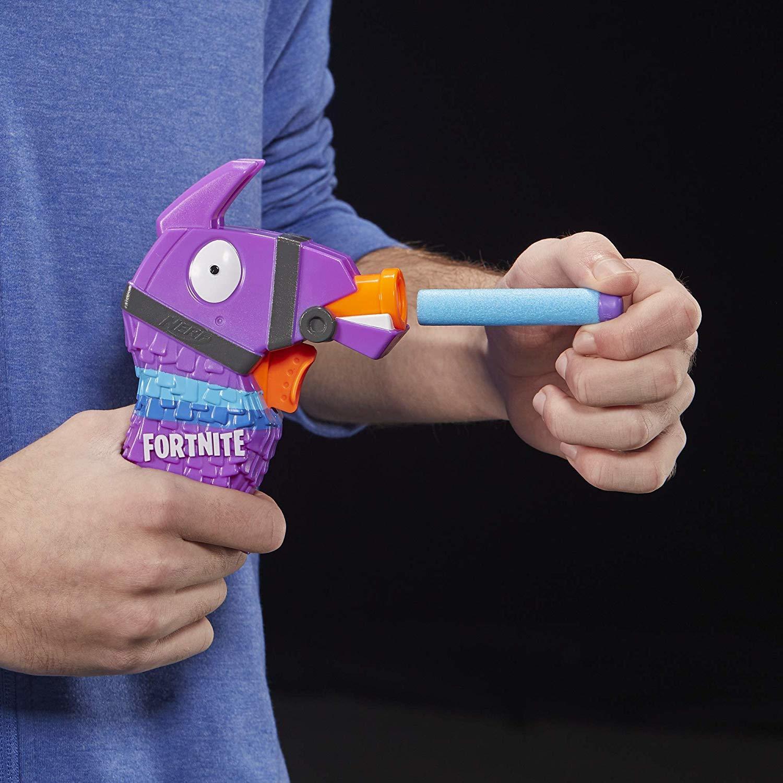 Nerf Fortnite: MicroShots Blaster - Llama image