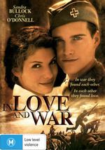 In Love And War on DVD
