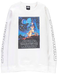 Star Wars: Vintage Poster - Sweater (Size - L)