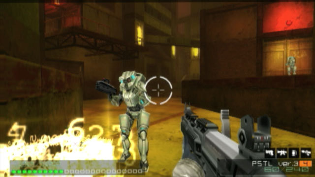 Coded Arms Contagion for PSP image