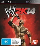 WWE 2K14 for PS3