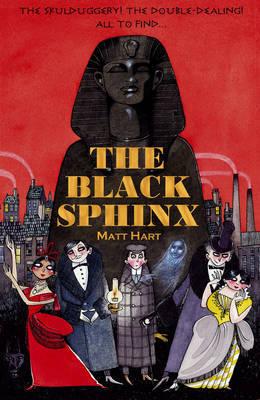 The Black Sphinx by Matt Hart image