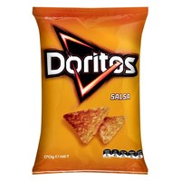 Doritos Corn Chips Salsa (170g)